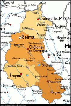Map of Champagne Ardenne France + An Introduction To Health Benefits Of Champagne France Map, France Travel, Paris France, Alsace, Boot Camp, Champagne Region France, Haute Marne, Belle France, Ardennes