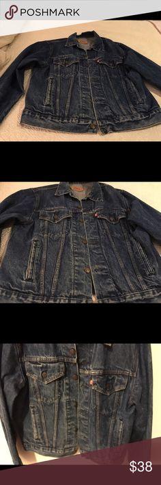 Levi's Denim Jacket Levi's Denim Jacket Levi's Jackets & Coats Jean Jackets