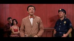 """Today (March 30th) John Astin's birthday! While most well known for playing Gomez Addams on the Addams Family, Astin had a small role in West Side Story (1961) as """"Glad Hand"""" at the dance."""
