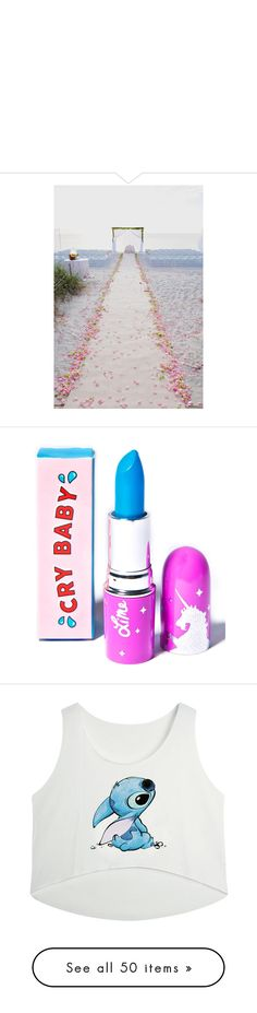 """"""""""" by letycalazans ❤ liked on Polyvore featuring backgrounds, wedding, photos, beauty products, makeup, lip makeup, lipstick, lips, beauty and fillers"""