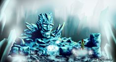 #conceptart #art #illustration #game #monster #demon #crystal
