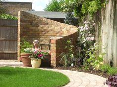 Landscape Ideas for Water Runoff tiered garden ideas tiered