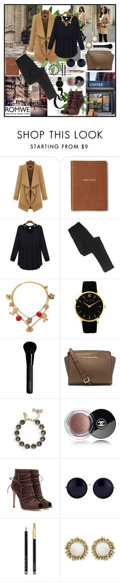 """""""#147"""" by adnaaaa ❤ liked on Polyvore featuring Coffee Shop, Diesel Black Gold, Monica Rich Kosann, Alexander McQueen, Larsson & Jennings, Givenchy, MICHAEL Michael Kors, Kate Spade, Chanel and Gianvito Rossi"""