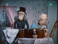 Neporaziteľná Vilma- bábkový seriál 1976