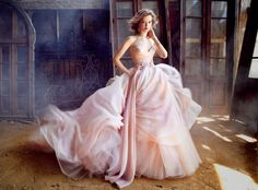 Bridal Gowns, Wedding Dresses by Lazaro - Style LZ3561
