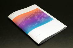print design /// booklet