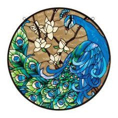 design-toscano-jb401-springtimes-peacock-handpainted-art-panel-stained-glass-.jpg (300×300)