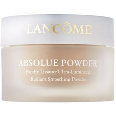 Lancome Absolue Powder Radiant Smoothing Powder ($57) ❤ liked on Polyvore