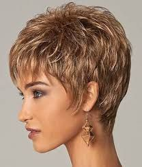 Image result for short hairstyles for women over 50 #HairstylesForWomen