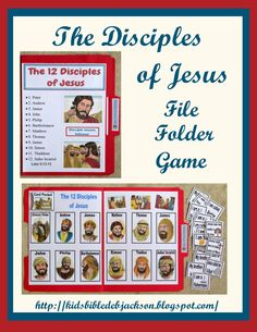 Special prize for memorizing the 12 disciples Bible Fun For Kids: Disciples vs. Apostles Posters, File Folder Game and More! Bible Games, Bible Activities, Church Activities, Church Games, Sunday School Activities, Sunday School Lessons, Sunday School Crafts, School Resources, Bible Study For Kids