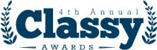We have been nominated for two Stay Classy Awards!! Please help us spread the word and vote for both!!