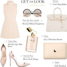 Get The Look - Airport Style SS15