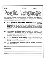 Grades 6-8: Poetry Workshop from Scholastic, some really good ...