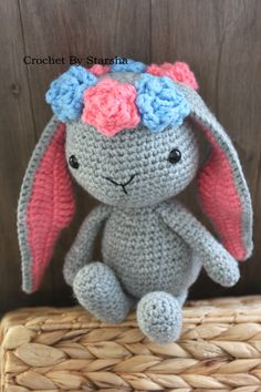 """Made by """"Crochet By Starsha"""" - Pattern by Bubbles and Bongo"""