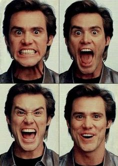Eden's Jungle: Celebrity photo booth : Jim Carrey