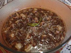Recipe for pork batchoy