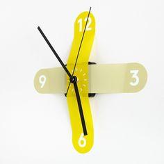 Sticker Clock by http://goodthingny.com  GOOD THING INC. 1 KNICKERBOCKER AVE. 2ND FLOOR BROOKLYN, NY 11237  MAIL@GOODTHINGNY.COM PRESS@GOODTHINGNY.COM  +1 347 681 1036