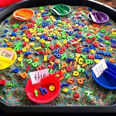 ideas for weight activities eyfs sensory play Play Based Learning, Home Learning, Learning Through Play, Preschool Learning, Fun Learning, Learning By Playing, Eyfs Areas Of Learning, Inspired Learning, Early Learning