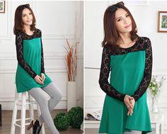 2014 Spring Fashion Collection Top SE-881 - Shirts, tops - korean japan fashion clothes dresses wholesale women