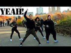 Usher - Yeah! Feat. Whitney Thore | The Fitness Marshall | Cardio Concert - YouTube