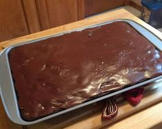WWW.COOKINGCLUB.GP: HERSHEY'S SYRUP BROWNIES