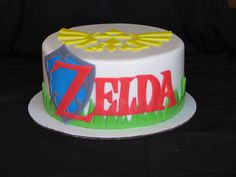 My Cakes, Creations, and More: Legend of Zelda Cake