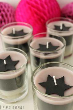 Über das Jahr hinweg haben wir alle abgebrannten Kerzenstumpen in einer Kiste gesammelt, um sie nun einzuschmelzen und daraus neue Duftk...