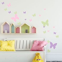 35 Best 25+ Butterfly Decor Ideas images in 2018 | Butterfly room ...