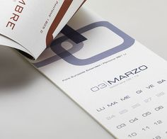 #Crush #calendar 2015 - Design: @quintessenzacom www.quintessenzacomunicazione.it - Find more about #Crush http://www.favini.com/gs/en/fine-papers/crush/all-about-crush/