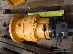 Not Specfied Hydraulic Motor Plantary Reduction Drives - http://www.machines4u.com.au/browse/Farm-Machinery/Hydraulic-Equipment-161/