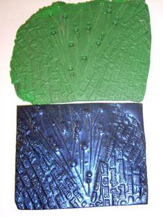 Tatana polimerica fimo polymer clay joyeria jewelry spain españa - Texturas (2)