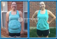 """""""7 weeks and 20 lbs! Went from daily migraines to none! I can't believe how much better I feel! Another 20 to go and I'll be at my goal weight! I love FIT sticks!"""""""