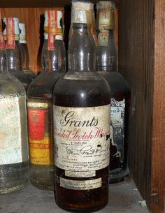 Grant's Blended Scotch Whisky by millerm217, via Flickr