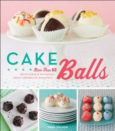 Just as delightful to eat as they are portable and fun to make, cake balls have been making appearances across the country in bakeries, upscale restaurants, children's parties, and weddings. Innovating mom and prolific home baker, blogger, and author, Dede Wilson ushers in this popular trend in baking with over 60 delicious and decadent recipes.