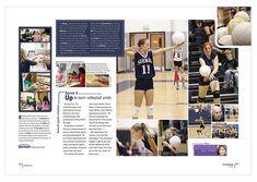 Sierra Middle School (Parker, CO) | 2013 Yearbook, Sports coverage | Printed by Herff Jones