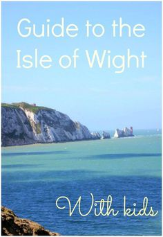 My guide to the Isle of Wight with children - discovering the Isle of Wight, UK with kids. Tips, attractions and advice from our visits to the island, including places to stay and places to eat, the best beaches, hunting dinosaurs, zoos, amusement parks a