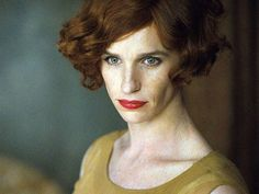 Anyone waiting for the first look of Eddie Redmayne as a woman in The Danish Girl, the moment has come.