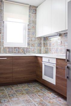 Proyectos | 1900: Comillas - 20x20cm.  | Pavimento - Gres | #Vives Azulejos y Gres |Skopje Macedonia