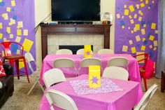 Craft Rookie: Tangled Rapunzel Party