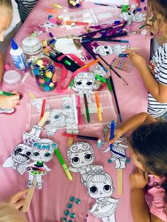 Girls Birthday Party Themes, 6th Birthday Parties, Frozen Birthday Party, Birthday Fun, Birthday Party Decorations, Surprise Birthday, Birthday Ideas, Surprise Cake, Office Birthday