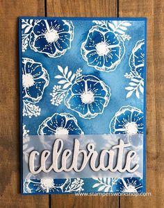 Celebrate you #saleabration #stampersworkshop #stampinup #justbecause #cardmaking #cards #handmade #stamping