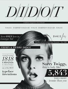 didot in use - Google Search