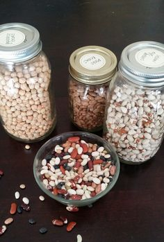 How to make beans more digestible (part 1 of the Beans series on eatsimply.org)