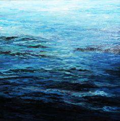 Italian Marine Painter Antonella Natalis Mare 10