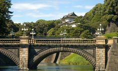 The Imperial Palace in Tokyo.. subway maps link