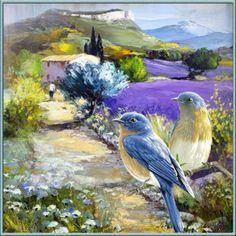 """Landscape"" by reluna on Polyvore"