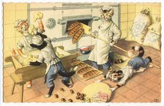 Mainzer's Cats - baker's pride | Flickr - Photo Sharing!
