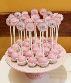 Princess Cake Pops by Violeta Glace