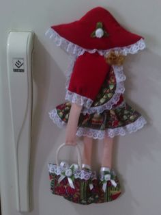 imanes para nevera - Buscar con Google Sewing Projects, Projects To Try, Christmas Crafts, Xmas, Towel Crafts, Sunbonnet Sue, Dory, Margarita, Tutu