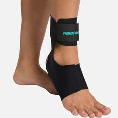 The Aircast AirHeal features and air pad to relieve stress on your heel region and provide pain relief from plantar fasciitis, heel spurs, achilles tendonitis and more. I need this now!